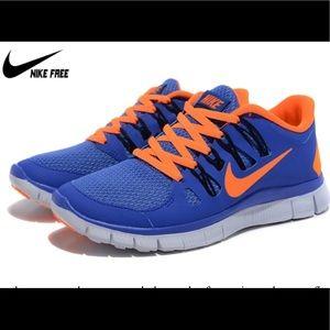 Nike Free Run 5.0 size 9 women's